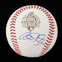 Alex Gordon Signed Official 2015 World Series Baseball (JSA COA & USA Sports Hologram) at PristineAuction.com