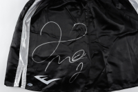 Floyd Mayweather Jr. Signed Everlast Boxing Trunks (Beckett COA) at PristineAuction.com