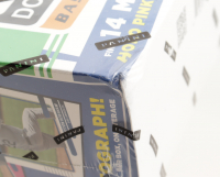 2021 Panini Donruss Baseball Mega Box with (14) Packs (See Descripton) at PristineAuction.com