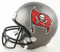 Keyshawn Johnson Signed Buccaneers Full-Size Helmet (JSA COA) at PristineAuction.com