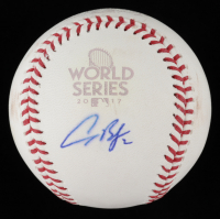 Alex Bregman Signed 2017 World Series Baseball (Beckett Hologram) (See Description) at PristineAuction.com