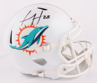 Xavien Howard Signed Dolphins Full-Size Speed Helmet (Beckett COA) at PristineAuction.com