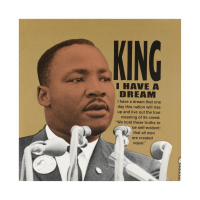 """Steve Kaufman Signed """"Martin Luther King"""" Limited Edition 24x24 Hand Pulled Silkscreen on Canvas #12/50 at PristineAuction.com"""