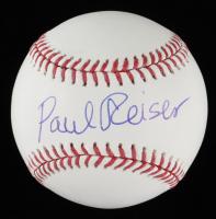 Paul Reiser Signed OML Baseball (JSA COA) at PristineAuction.com