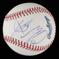 Chris Kattan Signed OML Baseball (JSA COA) at PristineAuction.com
