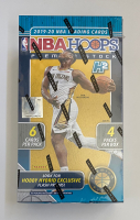 2019/20 Panini Hoops Premium Stock Basketball Hobby Box with (4) Packs at PristineAuction.com