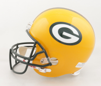 Eddie Lacy Signed Green Bay Packers Full-Size Helmet (PSA COA & Lacy Hologram & COA  ) at PristineAuction.com