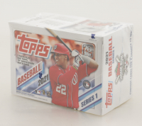 2021 Topps Series 1 Baseball Blaster Box with (99) Cards (See Description) at PristineAuction.com