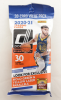 2020-21 Panini Donruss Basketball Value Pack with (30) Cards (See Description) at PristineAuction.com