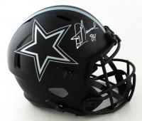 Jay Novacek Signed Cowboys Full-Size Eclipse Alternate Speed Helmet (JSA COA) at PristineAuction.com