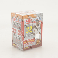 2019-20 Panini NBA Hoops Basketball Box with (8) Packs at PristineAuction.com
