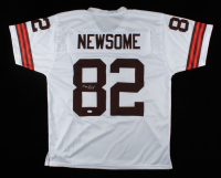 "Ozzie Newsome Signed Jersey Inscribed ""HOF 99"" (JSA COA) at PristineAuction.com"