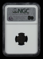 """""""Money of the Bible"""" Malichus II & Shaqilat II c.A.D. 40-70 Ancient Nabatea AE Coin (NGC Fine) at PristineAuction.com"""