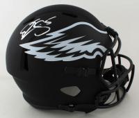 Donovan McNabb Signed Eagles Full-Size Eclipse Alternate Speed Helmet (JSA Hologram) (See Description) at PristineAuction.com