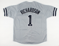 "Bobby Richardson Signed Jersey Inscribed ""60 WS MVP"" (JSA COA) at PristineAuction.com"