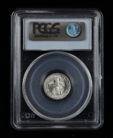 1942-D Mercury Silver Dime (PCGS MS65 Full Bands) at PristineAuction.com