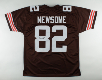 """Ozzie Newsome Signed Jersey Inscribed """"HOF 99"""" (JSA COA) at PristineAuction.com"""