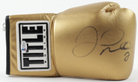 Floyd Mayweather Jr. Signed Title Boxing Glove (Beckett COA) at PristineAuction.com