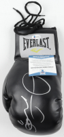 Floyd Mayweather Jr. Signed Everlast Boxing Glove (Beckett COA) at PristineAuction.com