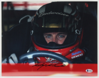 Kasey Kahne Signed 11x14 Photo (Beckett COA) (See Description) at PristineAuction.com