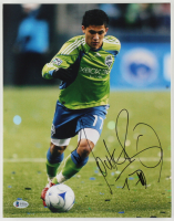 Fredy Montero Signed 11x14 Photo (Beckett COA) at PristineAuction.com