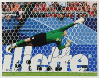 Kasey Keller Signed 11x14 Photo (Beckett COA) at PristineAuction.com