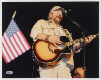 Toby Keith Signed 11x14 Photo (Beckett COA) at PristineAuction.com