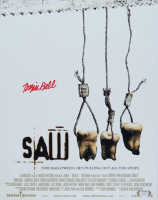 "Tobin Bell Signed ""Saw III"" 11x14 Movie Poster Print (PSA Hologram) at PristineAuction.com"