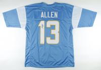 Keenan Allen Signed Jersey (Beckett COA) at PristineAuction.com