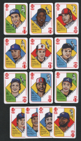 2021 Topps '51 Topps Blake Jamieson #1-13 with Mike Trout, Babe Ruth, Willie Mays, Albert Pujols, Juan Soto at PristineAuction.com