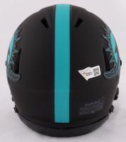 Tua Tagovailoa Signed Dolphins Eclipse Alternate Speed Mini Helmet (Fanatics Hologram) at PristineAuction.com