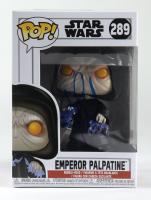 "Clive Revill Signed ""Star Wars"" #289 Emperor Palpatine Funko Pop! Vinyl Figure (Beckett COA) at PristineAuction.com"