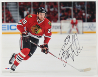 Bryan Bickell Signed Blackhawks 11x14 Photo (PSA COA) at PristineAuction.com