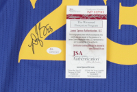 Draymond Green Signed Warriors Jersey (JSA COA) at PristineAuction.com