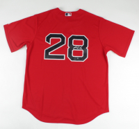 J. D. Martinez Signed Red Sox Jersey (Steiner Hologram) at PristineAuction.com