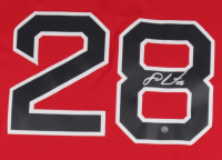 J. D. Martinez Signed Red Sox Jersey (Steiner Hologram) at PristineAuction.com