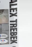 "Alex Trebek Signed ""Jeopardy"" #776 Funko Pop! Vinyl Figure Inscribed ""Who Is"" (PSA COA & Beckett COA) (See Description) at PristineAuction.com"