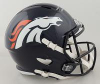 Jerry Jeudy Signed Broncos Full-Size Speed Helmet (JSA COA) at PristineAuction.com
