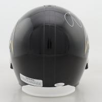 Joe Flacco Signed Ravens Full-Size Helmet (JSA COA) (See Description) at PristineAuction.com