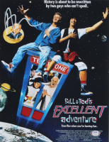"""Alex Winter Signed """"Bill & Ted's Excellent Adventure"""" 11x14 Photo (PSA Hologram) at PristineAuction.com"""