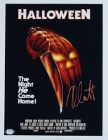 "Nick Castle Signed ""Halloween"" 11x14 Photo (PSA Hologram) at PristineAuction.com"