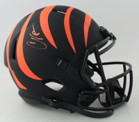 Chad Johnson Signed Bengals Full-Size Eclipse Alternate Speed Helmet (PSA COA) at PristineAuction.com
