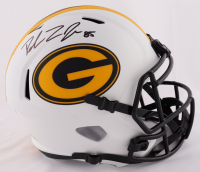 Robert Tonyan Signed Packers Lunar Eclipse Alternate Full-Size Speed Helmet (Beckett Hologram) (See Description) at PristineAuction.com