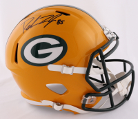Robert Tonyan Signed Packers Full-Size Speed Helmet (Beckett Hologram) at PristineAuction.com