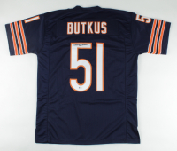 Dick Butkus Signed Jersey (Beckett COA) at PristineAuction.com
