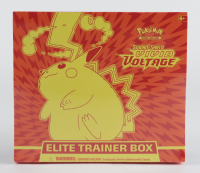 Pokemon TCG: Sword & Shield Vivid Voltage Elite Trainer Box with (8) Booster Packs at PristineAuction.com