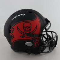 Antonio Brown Signed Buccaneers Full-Size Eclipse Alternate Speed Helmet (JSA COA) at PristineAuction.com