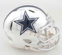 Amari Cooper Signed Cowboys Chrome Alternate Speed Mini-Helmet (JSA COA) at PristineAuction.com