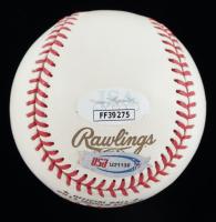 Albert Pujols Signed 2011 World Series Baseball (JSA COA) (See Description) at PristineAuction.com