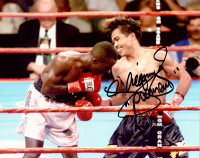 "Manny Pacquiao Signed 8x10 Photo Inscribed ""Pacman"" (Pacquiao COA) at PristineAuction.com"